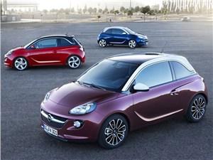 Opel Adam - Opel Adam 2013 общий вид