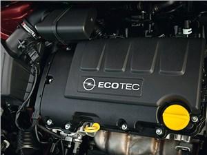 Opel Adam 2013 двигатель
