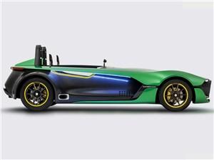 Предпросмотр caterham aeroseven concept 2013 вид сбоку