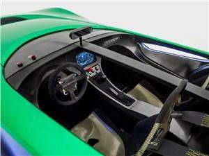 Предпросмотр caterham aeroseven concept 2013 водительское место