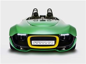 Предпросмотр caterham aeroseven concept 2013 вид спереди