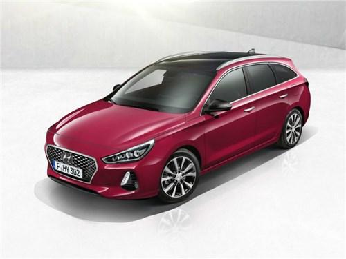 Hyundai рассекретил новое поколение i30
