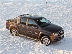 Volkswagen Amarok - volkswagen amarok 2010 вид сбоку