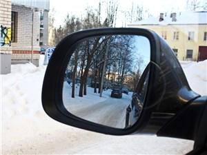 Предпросмотр volkswagen amarok 2010 боковое зеркало