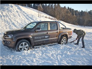 Предпросмотр volkswagen amarok 2010 вид сбоку