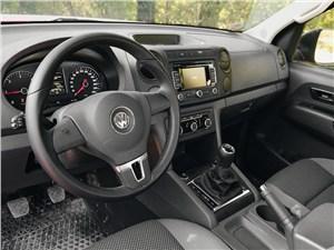 Предпросмотр volkswagen amarok single cab 2012 водительское место