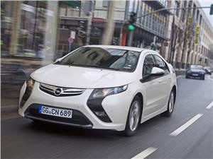 Новость про Opel Ampera - Opel Ampera 2012