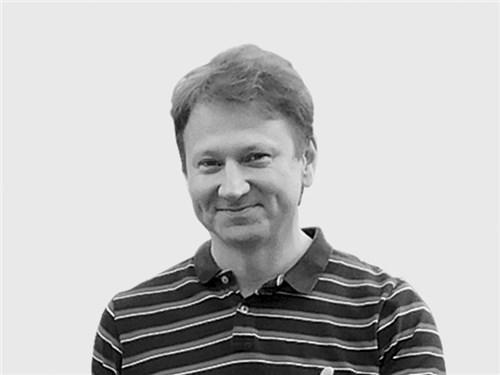 Александр Андреев, автор программы «Народный тест-драйв» на радио «Вести FM»