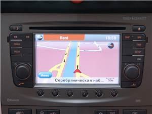 Opel Antara 2012 монитор компьютера