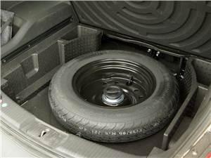 Opel Antara 2012 багажное отделение