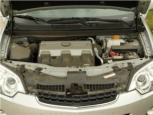 Opel Antara 2012 двигатель