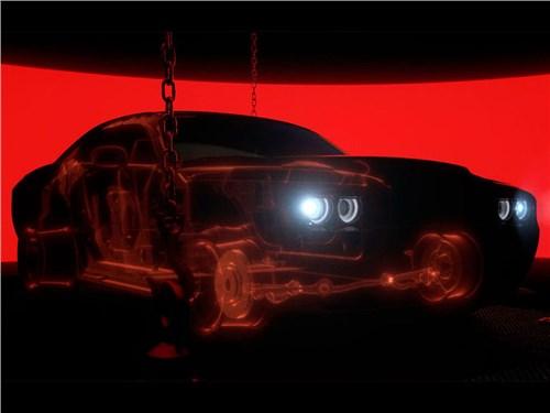 Новость про Dodge - Dodge анонсировал выход самой мощной модификации Challenger