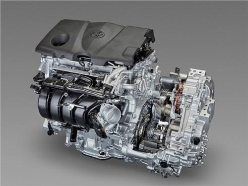Новость про Toyota - Toyota представила новые линейки двигателей Dynamic Force Engines и КПП Direct Shift