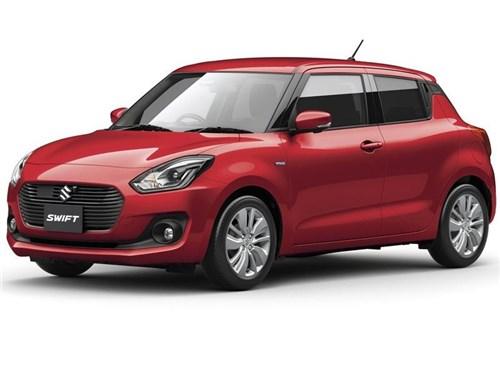 Новость про Suzuki Swift - Suzuki представила новое поколение японской версии хэтчбека Swift