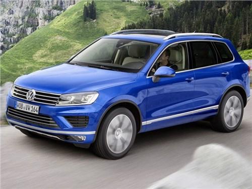 И снова Дизельгейт: теперь VW Touareg и T6