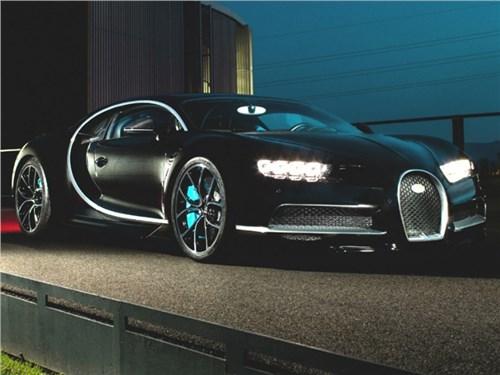 В Bugatti подвели итоги года