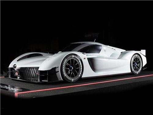 Новость про Toyota - Toyota GR Super Sports