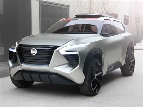 Новость про Nissan - Nissan Xmotion