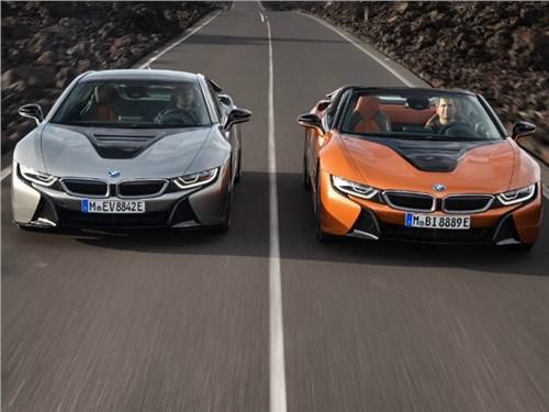 Новость про BMW i8 - BMW i8