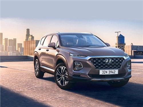 Новость про Hyundai Santa Fe - Hyundai Santa Fe
