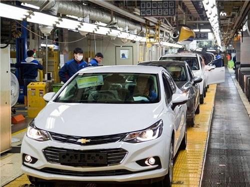 General Motors избавляется от завода в Южной Корее
