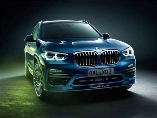 Новость про BMW X3 - Alpina XD3