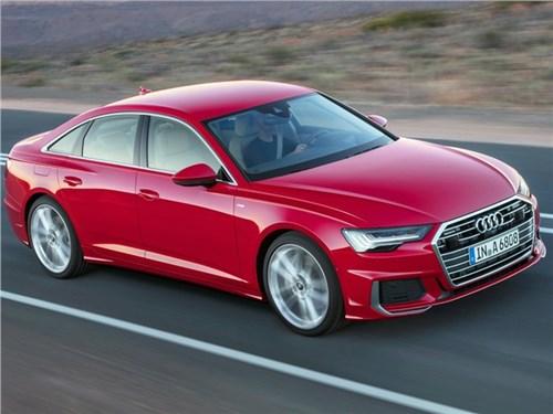 Новость про Audi A6 - Audi A6