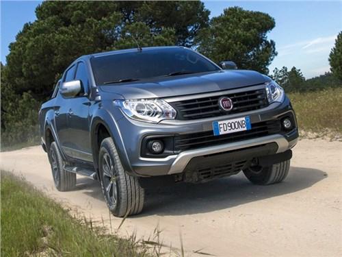Новость про Fiat Fullback - Fiat Fulltrack