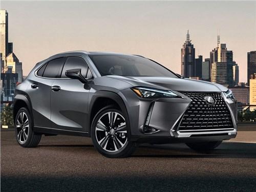 Новость про Lexus - Lexus UX