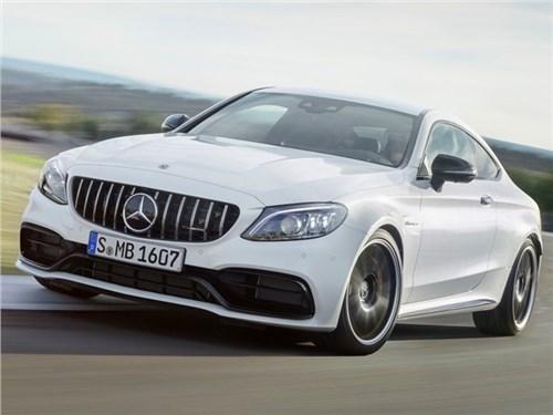 Новость про Mercedes-Benz C-Class AMG - Mercedes-AMG C63