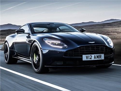 Новость про Aston Martin DB11 - Aston Martin DB11 AMR