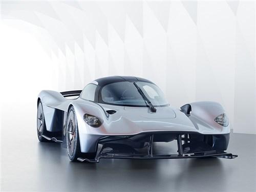 Aston Martin показал предсерийный вариант гиперкара Valkyrie