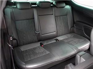 Opel Astra GTC 2012 задний диван