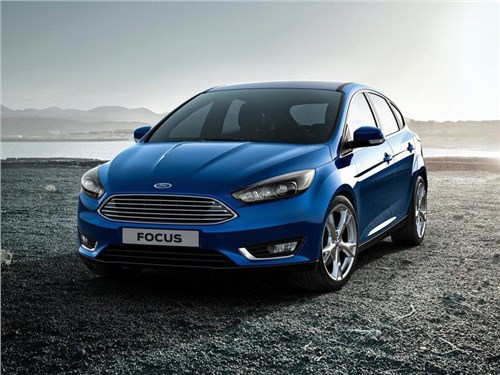 Новость про Ford Focus - Новый Ford Focus будет оснащаться российским двигателем