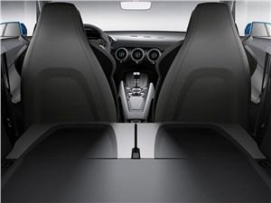 Предпросмотр audi allroad shooting brake concept 2014 сложенный задний ряд