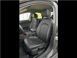 Предпросмотр audi a6 2011 передние кресла