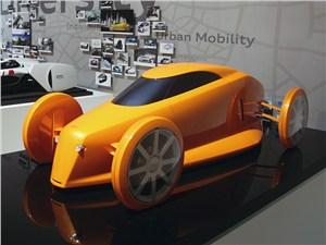 Автомобиль будущего должен быть компактным