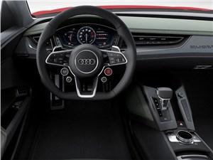 Предпросмотр audi sport quattro laserlight concept 2014 водительское место