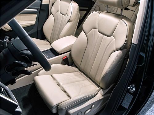 Audi Q5 2017 передние кресла