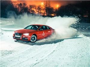 Audi Advanced Driving Programme in Yakhroma