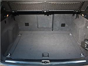 Audi Q5 2013 багажное отделение