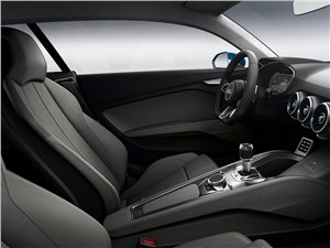 Предпросмотр audi allroad shooting brake concept 2014 передние кресла