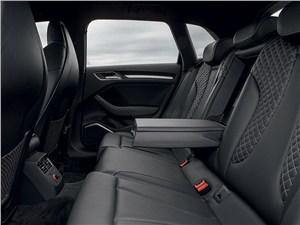 Audi A3 Sportback 2012 задний диван