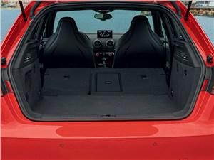 Audi A3 Sportback 2012 багажное отделение