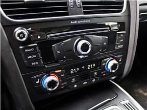 Audi A4 2012 Опционная аудиосистема Audi Symphony