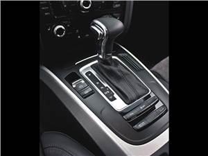 Audi A4 2012 селектор РКПП