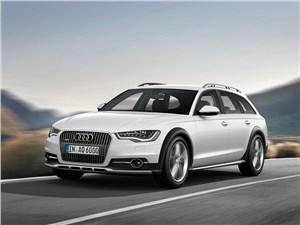 Audi A6 allroad quattro (универсал)