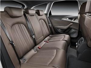 Предпросмотр audi a6 allroad quattro 2013 задний диван