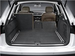 Предпросмотр audi a6 allroad quattro 2013 багажное отделение