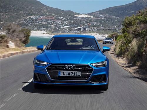 Audi привезет новую А7 Sportback в Россию